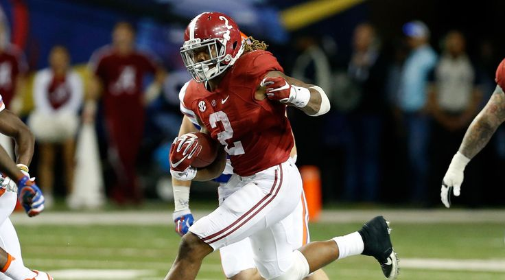 Derrick Henry stakes claim to 81st Heisman Trophy, becomes second Tide winner  In 2015, it was the exact opposite. In one of the closest votes in the award's history, Alabama running back Derrick Henry has been selected as the 81st winner of the Heisman Trophy over fellow finalists Christian McCaffrey (running back, Stanford) and ... http://collegefootballtalk.nbcsports.com/2015/12/12/derrick-henry-stakes-claim-to-81st-heisman-trophy-becomes-second-tide-winner/