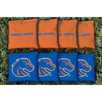 NCAA Replacement Corn Filled Cornhole Bag Set NCAA Team: Boise State University Broncos  #Boise #Broncos #Corn #Cornhole #Filled #NCAA #Replacement #State #Team #University boisestategear.com