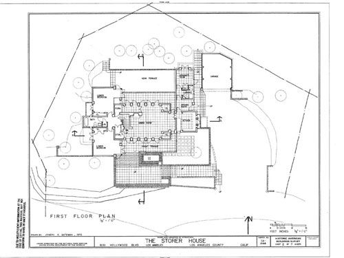 9 best Frank Lloyd Wright house plans images on Pinterest
