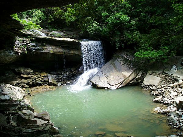 Cumberland Trail being developed running entire length of ...