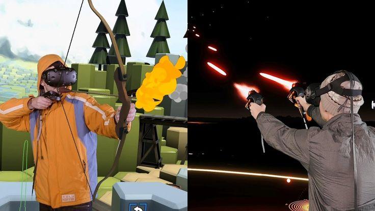 Virtuális valóság, ahogy még nem láttad ! Pamkutya kalandok #10