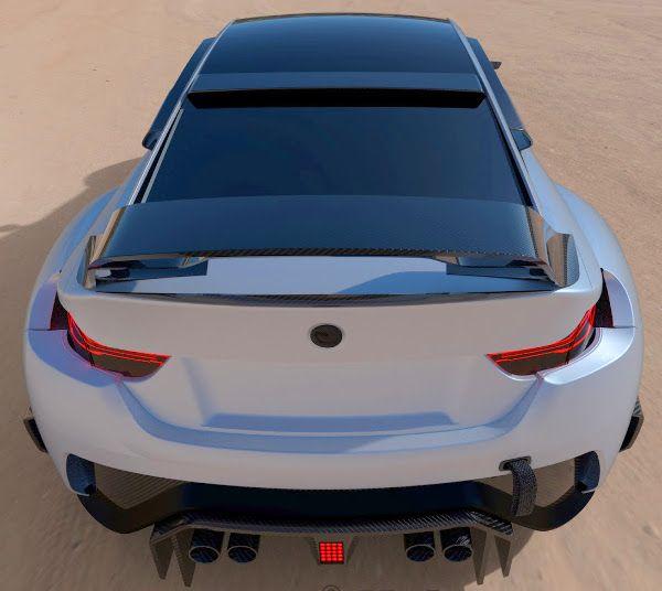 AM | Amerikai tuningcég valósítja meg azt a kupét, amiről a BMW csak álmodik. Vagy mégse? | Tuning | automotor.hu AUTÓMOTOR