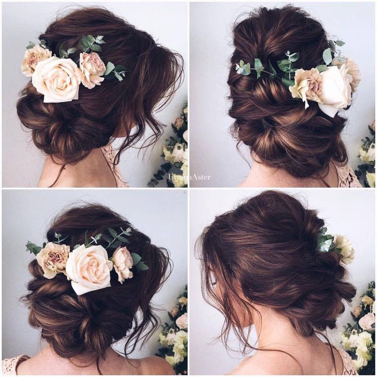 Wedding Hair Braid Curls - 42 Wedding Braided Hairstyles 2017