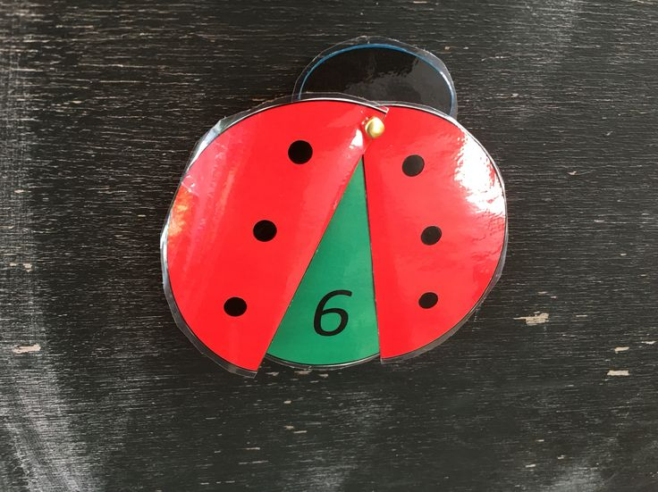 Early years doubling ladybirds