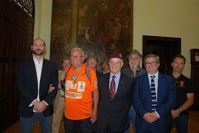 Alessandro Bellière a Parma: Camminare rappresenta un buon modo per mantenersi giovani