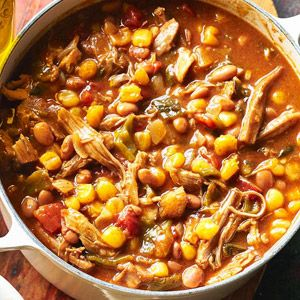Go Whole Hog Chili This pork-hominy dish from Jerry McDonald of ...