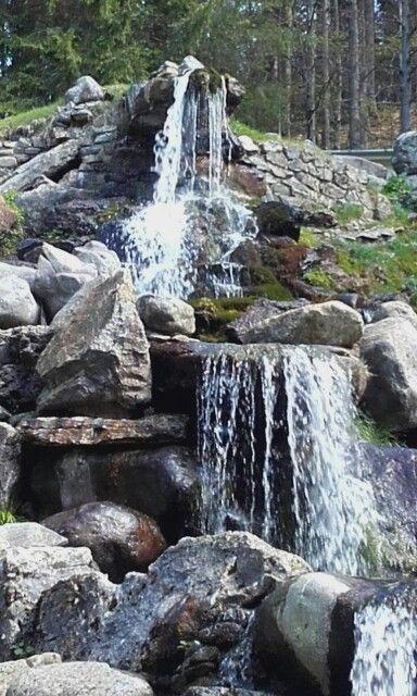 Vízesés Erdélyben