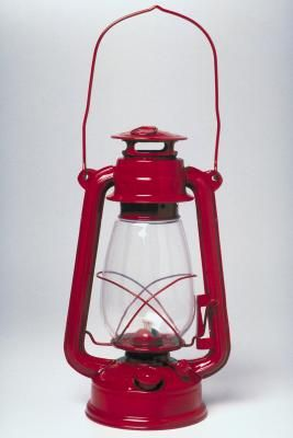 How To Wire An Old Lantern Into A Table Lamp