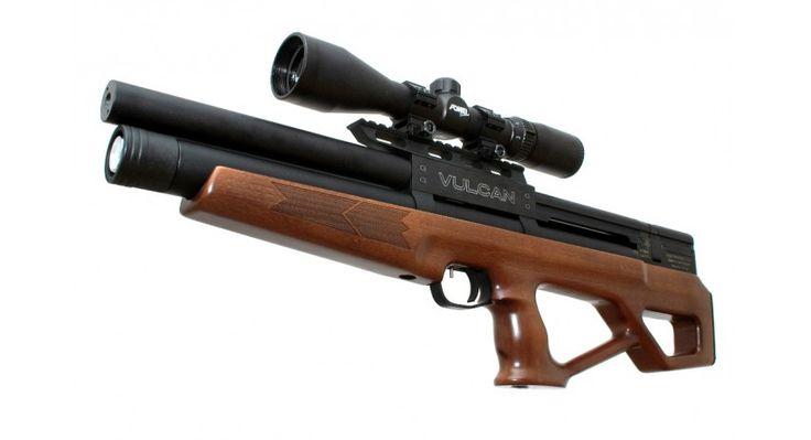 PCP bullpup VULCAN Airgun Technology CZ s.r.o. | Pcp airgun ... Stickman With Weapons
