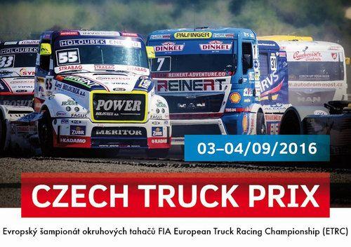 Czech Truck Prix 2016 :: trucecokpower