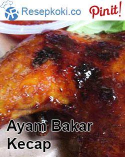 Resep Ayam Panggang Gepuk