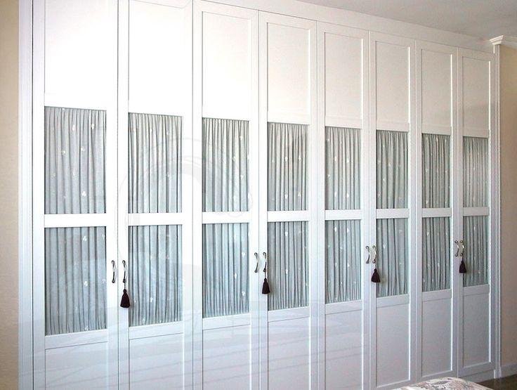 M s de 1000 ideas sobre armarios empotrados en pinterest - Puertas abatibles para armarios empotrados ...
