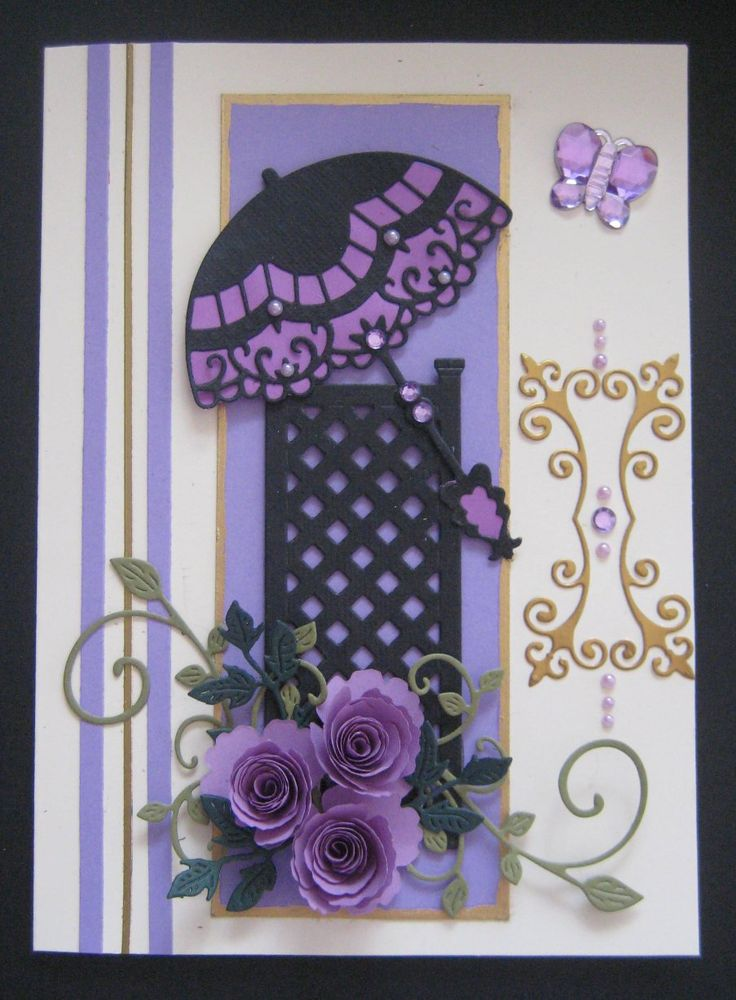 Card Making Ideas Using Dies Part - 41: Iu0027ve Been Busy Creating New Cards Using Some Of The New Dies Out. Iu0027ve Had  That Nasty Tooth Remo.