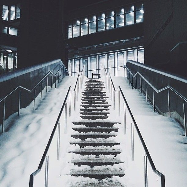 photo credit to instagram user shellyseung #snowstorm #toronto