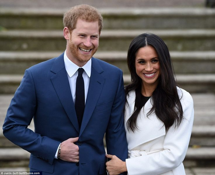 Prince Harry and Meghan Markle have appeared in public for the first time since announcing they will marry next year