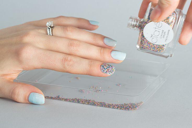 Ciaté Caviar Manicure in Cotton Candy