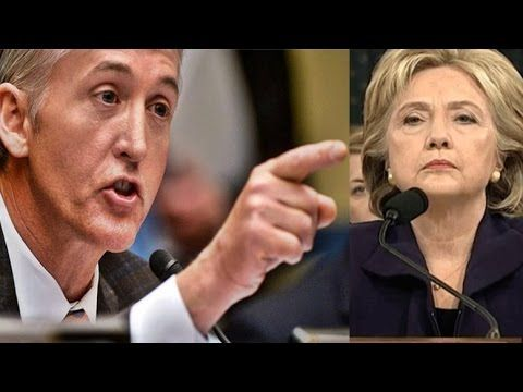 09-12-2016 Trey Gowdy Finds Out FBI Withholding Information About Hillary Clinton's Interview - YouTube