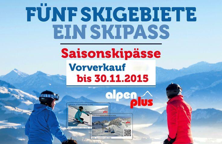 Alpenplus – das bietet der Winter