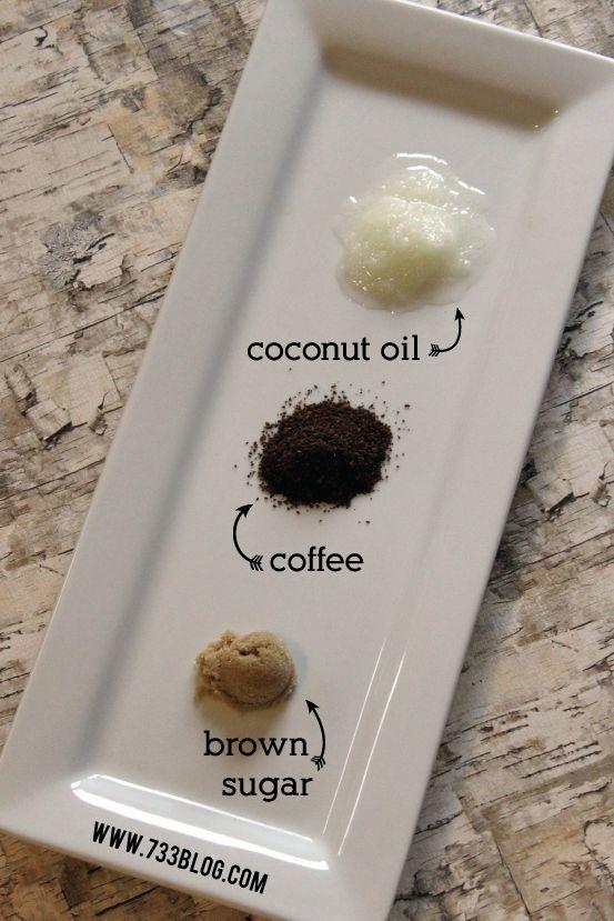Organic Coffee Scrub - seven thirty three