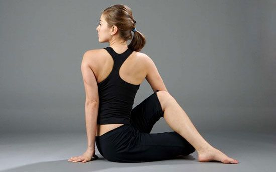 Top 10 Yoga Poses For Good Glowing Skin Tutorials