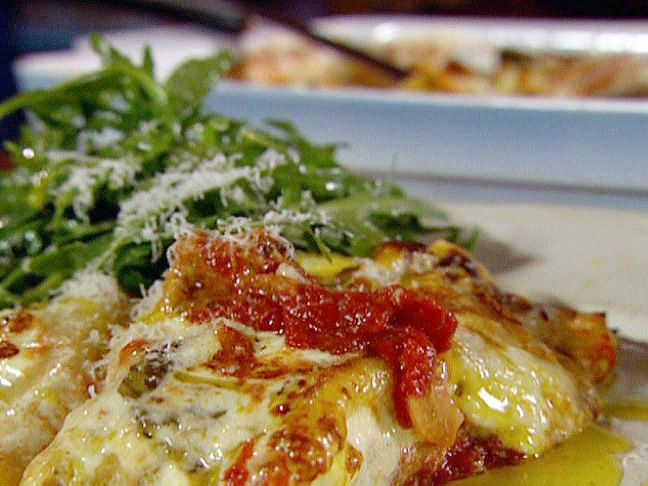 Incredible Baked Cauliflower and Broccoli Cannelloni Recipe : Jamie Oliver : Food Network - FoodNetwork.com