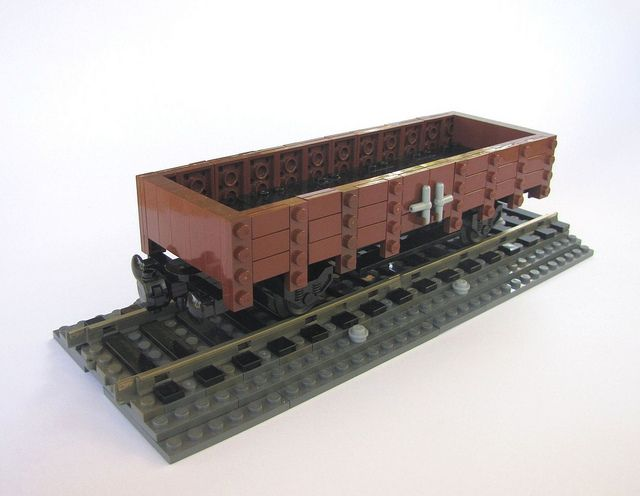 Generic gondola / open wagon | Flickr - Photo Sharing!