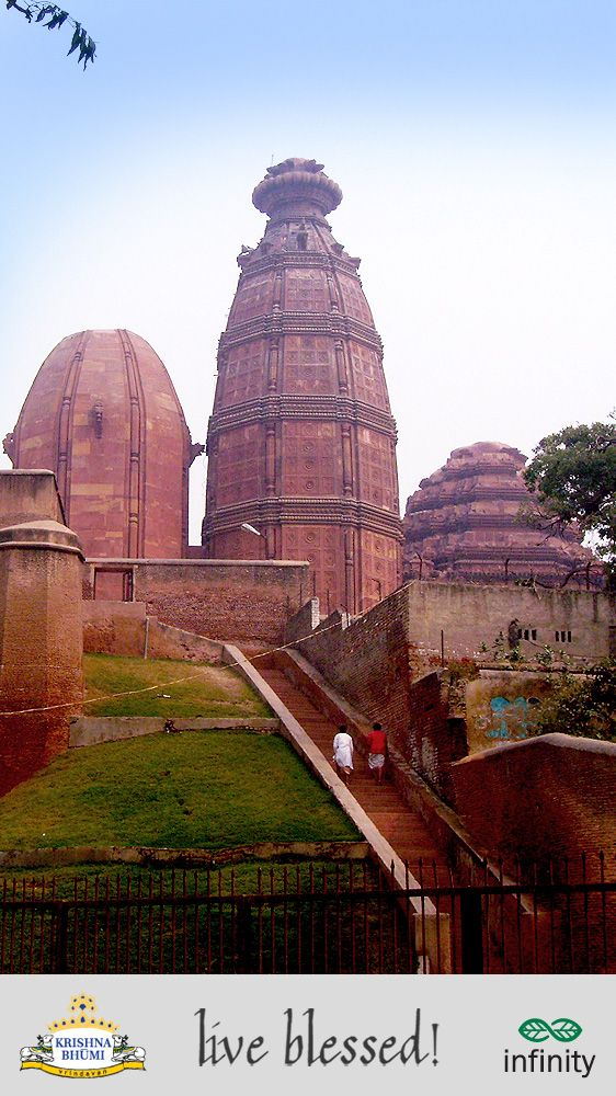 Did you know that the famous Madan Mohan Temple near Kali Ghat is the oldest temple in Vrindavan!