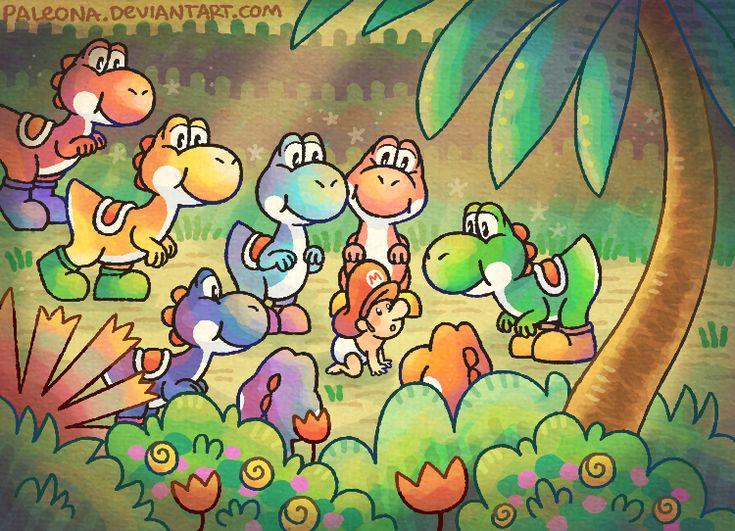 Yoshi Character Design : Yoshi s new island by paleona on deviantart keira room
