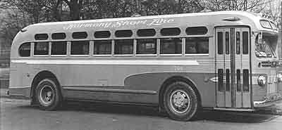 1941 Yellow Coach 3201