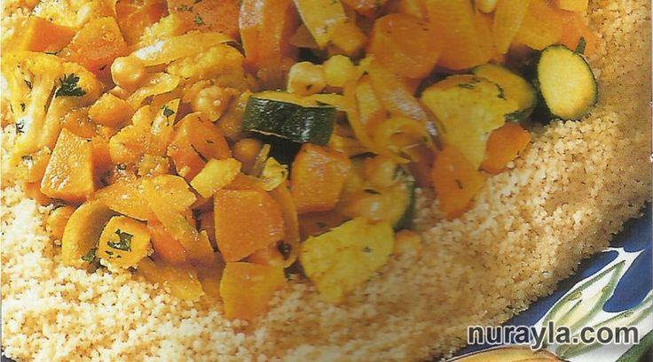 Sebzeli Bulgur Pilavı Yapılışı