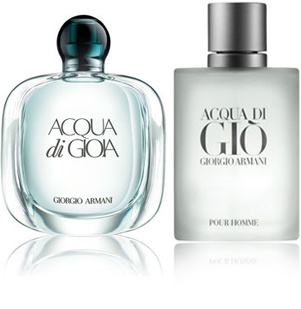 Smell Good, Do Good For every bottle purchased between March 1-31, 2012, in the U.S., Giorgio Armani will donate $1* to support the UNICEF Tap Project. Available at Dillard's Parkdale Mall.