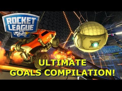 15 BEST GOALS EVER! - Rocket League Compilation [HD]