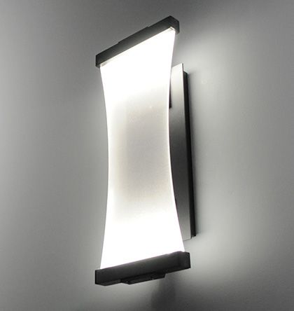 Planar series stretch sconce digitalspeck lighting by manning