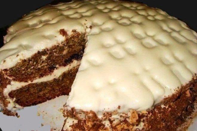 торт проще простого рецепт с фото пошагово водонаева человек очень