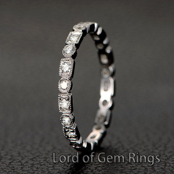 Hey, I found this really awesome Etsy listing at https://www.etsy.com/listing/188884958/wedding-band-round-cut-charles-colvard