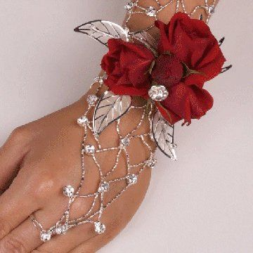 FREE CORSAGE TUTORIALS http://www.wedding-flowers-and-reception-ideas.com/make-your-own-wedding.html Buy unique Corsage Bracelets in different designs