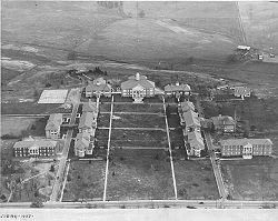 Back when JMU was just the Quad and an all-female school