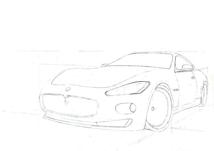 Maserati GranTurismo #BADesign