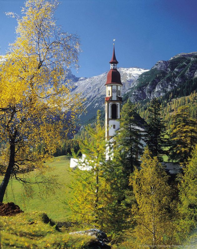 Obernberg am Brenner, Kirche Hl. Nikolaus (Innsbruck Land) Tirol AUT