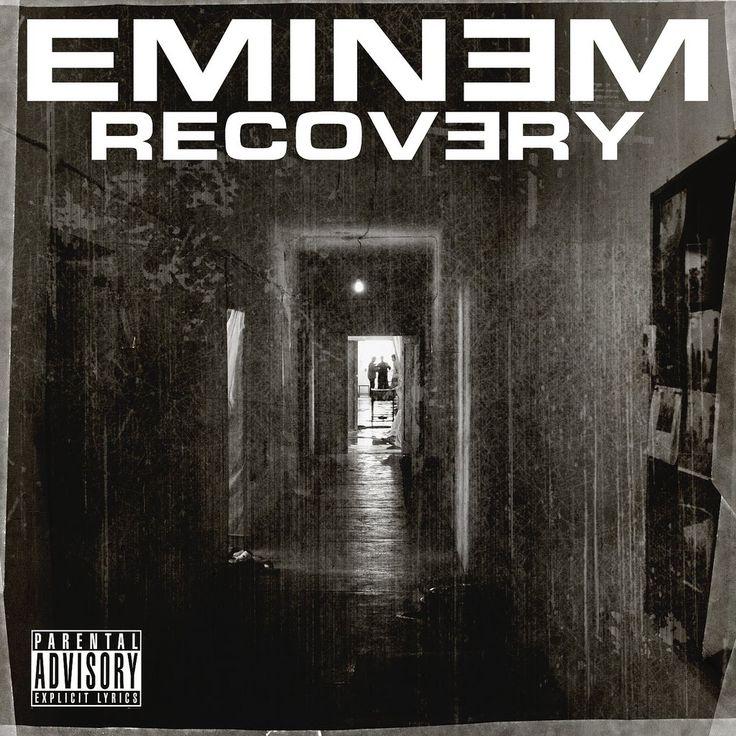 Eminem Recovery Album