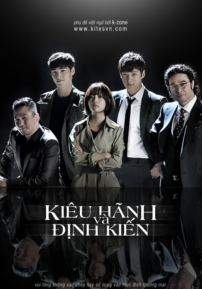 Phim Kiêu Hãnh Và Định Kiến | Hàn Quốc | VTV9
