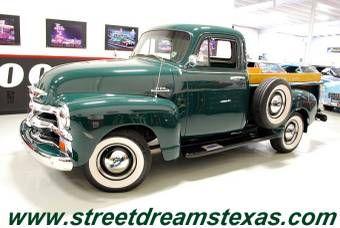1954 Chevrolet 3100 Short Bed Pickup