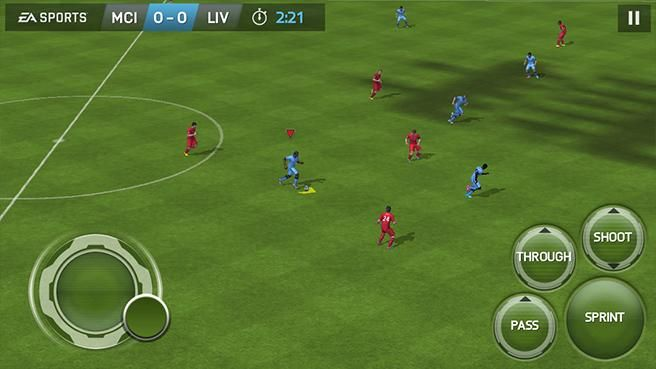 FIFA 15 Game Preview