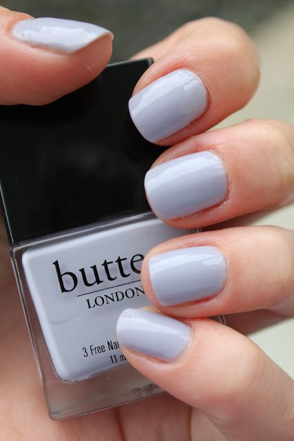 Periwinkle polish from Butter