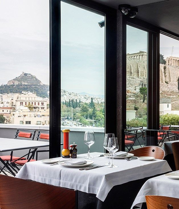 Athens: where to eat, drink, stay and shop