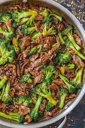 Mira esta Receta! Carne de res y brócoli con la mejor salsa (VIDEO) , Carne de res y brócoli es una comida fácil, de 1 bandeja y 30 minutos, cargada de brócoli fresco, carne tierna llena de nutrientes y la mejor salsa pa... , #brocoli #carne #Con #mejor #Res #Salsa #Video Beef And Broccoli Sauce, Beef Broccoli Stir Fry, Fresh Broccoli, Broccoli Recipes, Beef Stir Fry Sauce, Keto Stir Fry, Broccoli Salad, Stir Fry Recipes, Recipe For Stir Fry