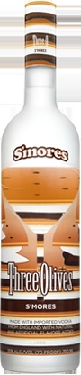 Three Olives® Vodka - S'Mores Martinis are the bomb this camping season: Bonfire, S More, Favorite, Coat