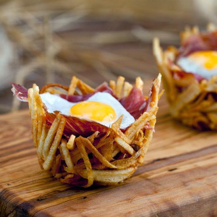 12 formas de comer papas fritas que te dejarán sin respiración