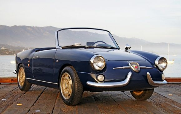 1959 Abarth 750 Allemano.