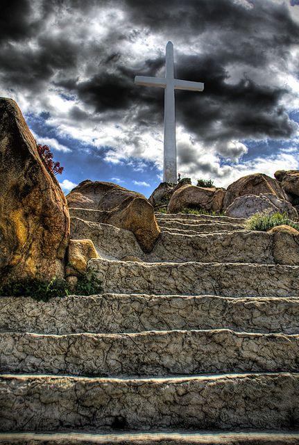 Mt Rubidoux, Riverside, California